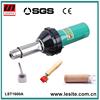 Lesite 1600W Hot air gun portable plastic welding gun