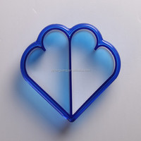 Plastic sandwich panel cutter and cake cutters and mold