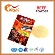 Nasi beef chicken bouillon powder for cook