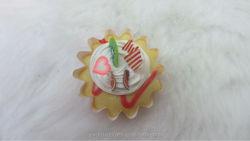 Decorative Plastic Artificial food Artificial cake Imitation Food YW201405029006