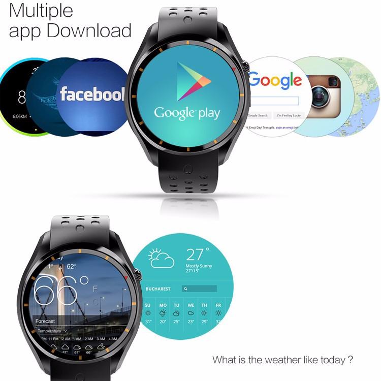 mtk 6580 gro handel ce rohs wifi smart watch sim f r. Black Bedroom Furniture Sets. Home Design Ideas