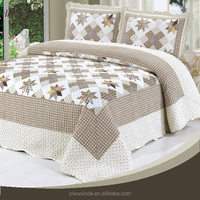 3d print cotton patchwork bedsheet