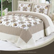 3d print cotton patchwork bedsheet