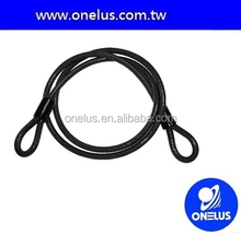 standard nonstandard long cable chain bicycle lock