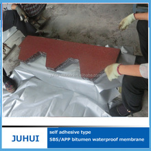 asphalt types of roof tiles with 12 colors for your choice