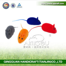 Wholesale Colorful Cute Mouse Cat Toy Pet Toy for Cat