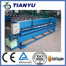 types profiles metal roof panel roll forming machine with hydraulic cut on fly