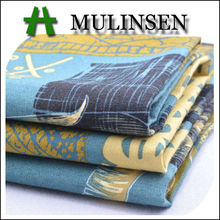 Hot Sale Printed Fabric 100% Cotton, Plain Woven Poplin 100% Cotton Fabric