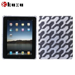 Slim-Fit luxury Back Protector Case Cover for ipad