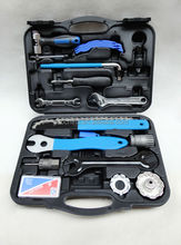 Multi-functional Bike Bicycle Tyre Repair Combination Tool Kits