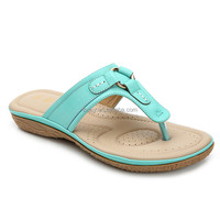 Good design best sell popular color women sandals chinese factory shoes