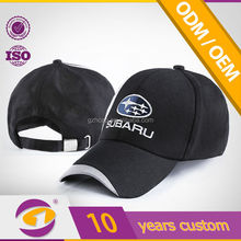 2015 high quality cheap price promotional cotton baseball cap hard hat with embrioder or heat tranfer printing logo