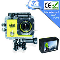 2015 SJ6000 plus wifi Ambrella sport camera function sport camera