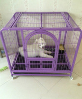factory price square tube dog cratedog cage pet cage