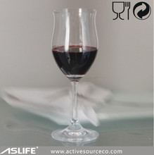 ASG2104_113ml 4oz Health Life Style Keep Away From Lead Pollution Using No Lead Wine Glass!Order 113ml Tulip Red Wine Glass