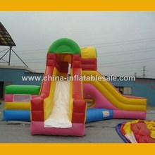 Updated New red inflatable slide H2-1087