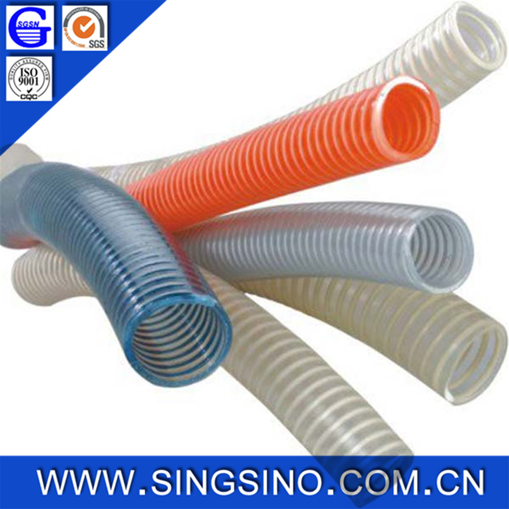 Flexible pvc water suction discharge hose buy