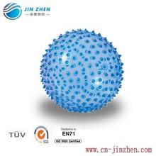 China pvc eco-friendly soft inflatable small massage ball
