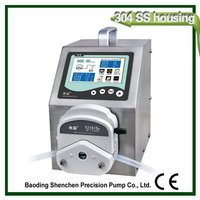 Popular peristaltic infusion pump with ce,hot-sale servo water pump