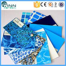 Good Quality PVC Swimming Pool Liner Custom Pond Liner