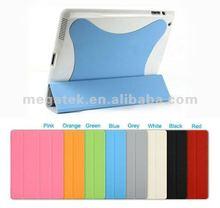 auto sleep wake super slim Magnetic Smart cover case for ipad , for ipad cover , for ipad case cover