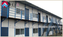 economical prefabricated galvanized steel structure garage XGZ design cheap goods from china
