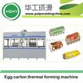 automático que hace la máquina la bandeja del huevo caja de cartón ingeniero disponibles para la maquinaria de servicio