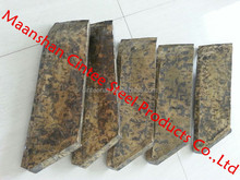 Original teka pan mixer wear parts / mixing paddle blades for sale
