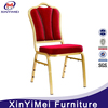 Peculiar price steel banquet chair with high quality