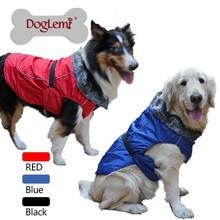 High Quality Dog Jacket Vest Pet Winter Waterproof Vest Dog Winter Coat