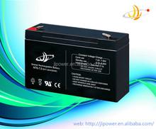 6v7ah 20hr battery for solar energy systems, solar panel battery.