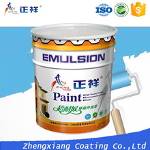 ZXPAINT Building Coating Usage Decorative Paints with Spray Application Method