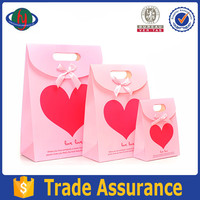 Hight quality Wedding wholsale Paper craft bag