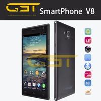 Original 3G Android 5.0inch 2 SIM Card Mobile phone v8
