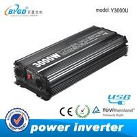 DC-AC off grid modified sine wave 12v 220v power inverter 3000w