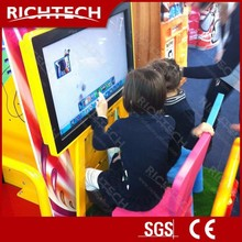 Richtech infrared touch frame standard size touch screen touch game equipped for children
