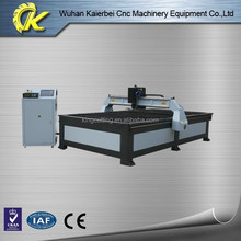 High precision plasma cutting table for metal cutting with ce for sale KCT-B
