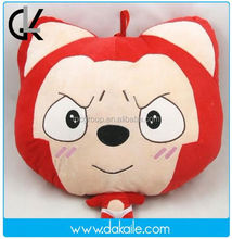 Customized plush toy with EN71