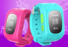 Latest Kids G36 GPS smart watch kids GPS wrist watch with monitoring for Anti-Lost