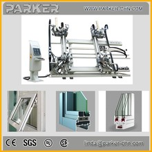 machines de fenetre et porte en pvc / upvc window welding machine / pvc window door making machine