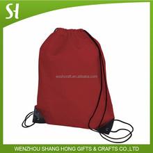 promotional custom shoes drawstring bag soccer ball drawstring bag