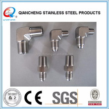 304 Stainless Steel Pneumatic Adapters Hydraulic Fitting