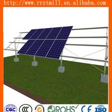 60 degree pole mounting brackets solar energy equipment
