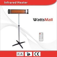 3000W Freestanding Long Wave Far Quartz Infrared Heater