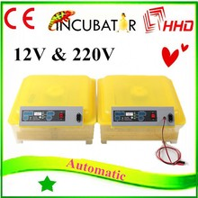 newest automatic brooders for chicks with CE approved 48 eggs in stock