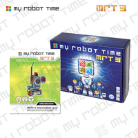 MRT 3 - 3 Educational plastic block robot toy kit