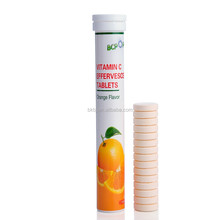 Hot Slimming Product Herbal Energy Drink Mutivitamins Manufacturer Vitamin C Effervescent Tablet Manufacturer