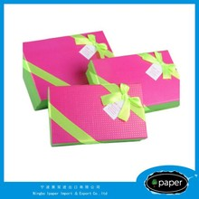 cosmetic case wedding favor box in china velvet jewel box