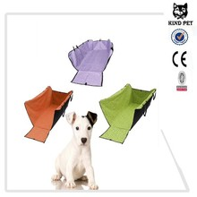 2015 high quality seat cover for pets/pet car seat cover /dog car seat cover