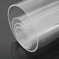 Clear plastic tube